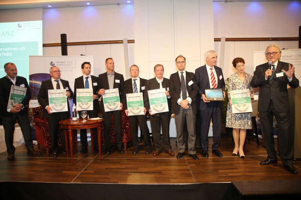 Klima-Allianz Partner